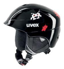 Uvex kask narciarski AIRWING 2, black pacman