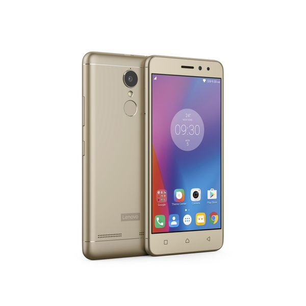 Lenovo Lenovo K6 Power, Dual SIM, Gold