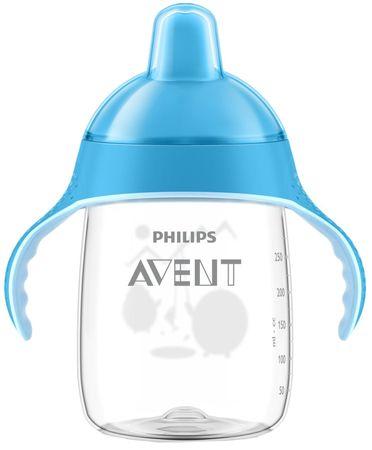 Avent Kubeczek-niekapek 340 ml, niebieski