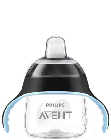Avent Kubek niekapek Premium 200 ml, czarny