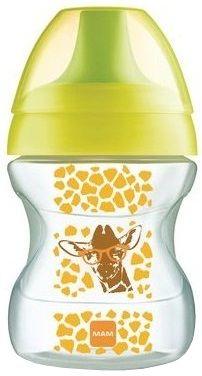 MAM Learn to Drink Cup - hrnek na učení 6+m, žlutá