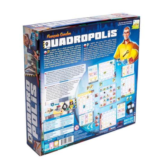 Rebel Quadropolis