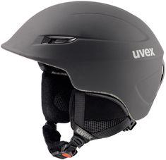 Uvex kask narciarski GAMMA, black mat