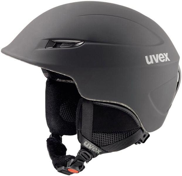 Uvex GAMMA, black mat 53-58