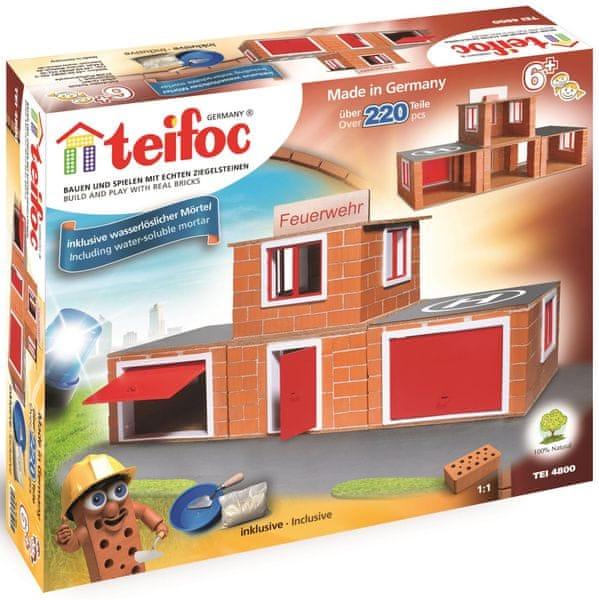Teifoc 4800 Hasičská stanice