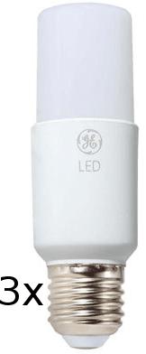 GE Lighting LED žárovka Bright Stik E27 6W, teplá bílá