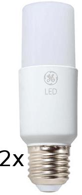 GE Lighting GE LED sijalka 15W, E27, 3000K, toplo bela, 2 kosa