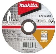 Makita Kotouč řezný nerez 115X1X22,23
