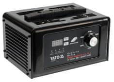 YATO prostownik 12 V/24V, 15 A (YT-83051)