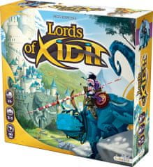 Rebel Gra Lords of Xidit