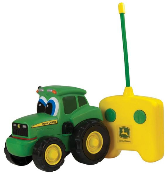Tomy Traktor Johny na dálkové ovládání