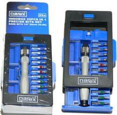 Narex (443000902) Mikro szerszámkészlet, 26 db
