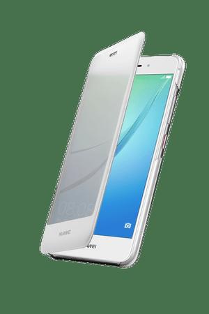 Huawei Nova Smart Flip Cover Telefontok, Fehér