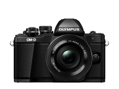 Olympus fotoaparat OM-D E-M10 Mark II + 14-42 II R