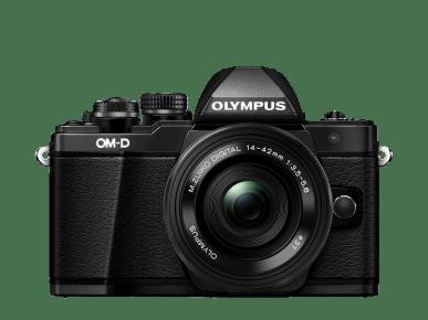 Olympus OM-D E-M10 Mark II Black + 14-42 II R + 2000 Kč od Olympusu zpět!