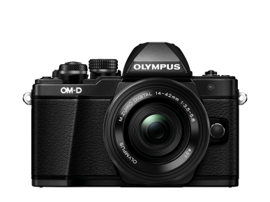 Olympus OM-D E-M10 Mark II Black + 14-42 II R