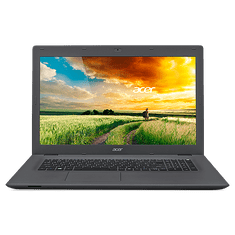 "Acer Aspire E5 notebook 17,3"" Intel i3 4GB 1000GB GF 2GB W10 (NX.MV8EP.004)"