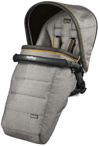 Peg Perego Nástavba Pop Up Completo 2017, Luxe Grey