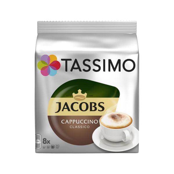 Bosch TASSIMO JACOBS CAPPUCCINO 2x 260g