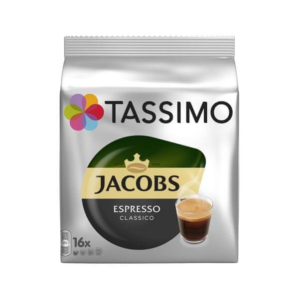 Bosch TASSIMO JACOBS ESPRESSO 2x 118,4g