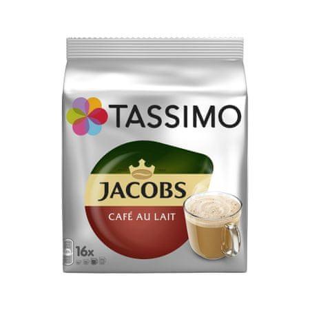 Jacobs TASSIMO Cafe Au Lait 2x 184g
