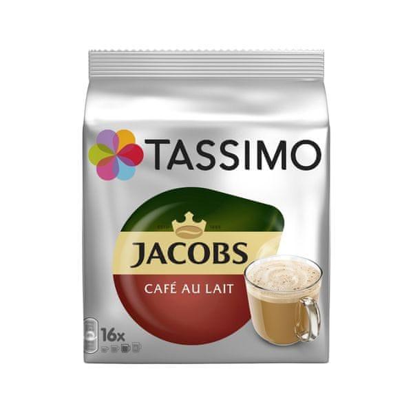Bosch TASSIMO JACOBS Cafe Au Lait 2x 184g