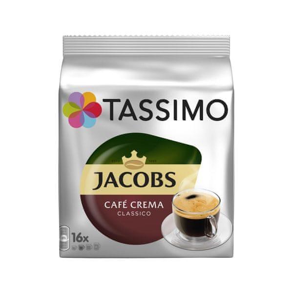 Bosch TASSIMO JACOBS CAFE CREMA 2x 112G