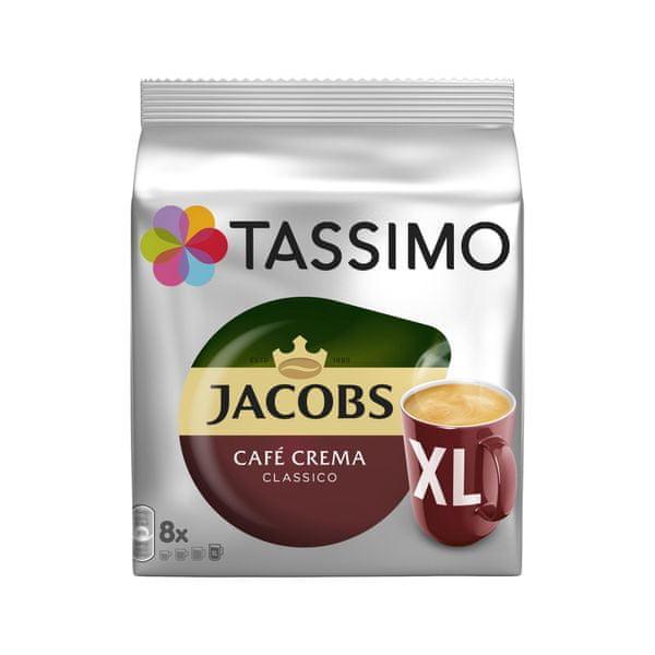 Bosch TASSIMO JACOBS CAFE CREMA XL 2x 132,8g
