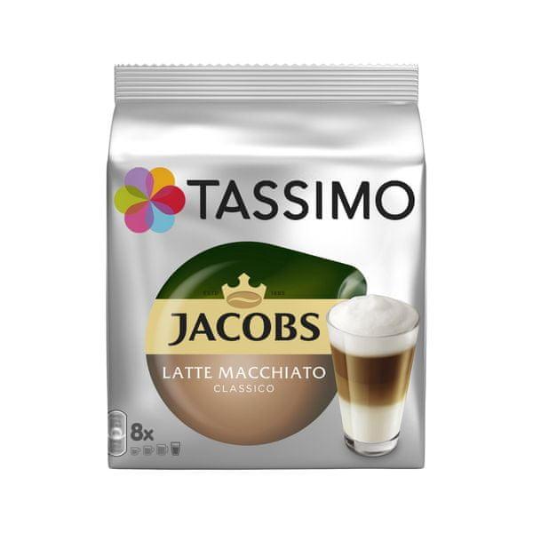 Bosch TASSIMO JACOBS LATTE MACCHIATO 2x 264g