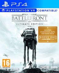 EA Games Star Wars: Battlefront Ultimate Edition / PS4