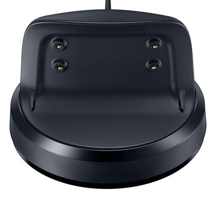 Samsung EP-YB360BBEGWW polnilna enota Gear Fit 2 (R360), črna