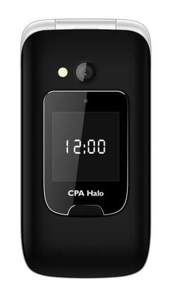 CPA Halo 15, černý