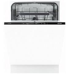 Gorenje GV65160 Beépíthető mosogatógép