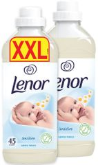 Lenor Gentle Touch aviváž 2x 1,36 l