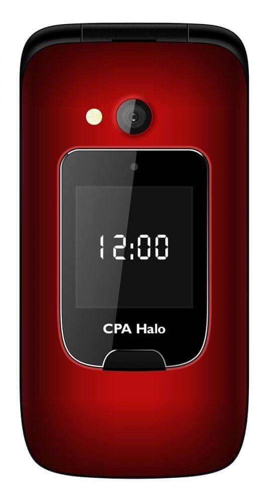 CPA Halo 15, červený