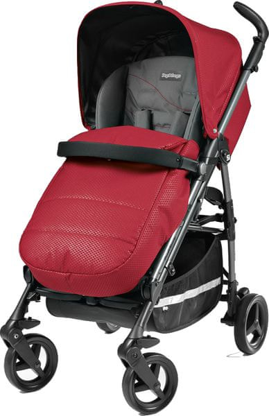 Peg Perego SÍ Completo 2017, Bloom Red