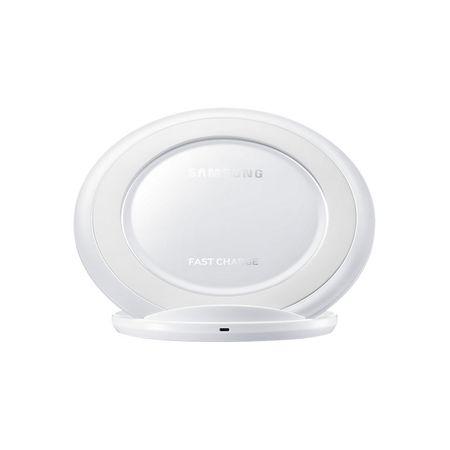 Samsung Bezdrátová nabíječka se stojánkem bílá EP-NG930TWEGWW