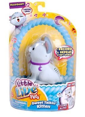 Little Live Pets muca Single Moonbeam S2