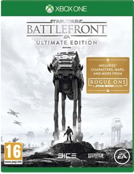 EA Games Star Wars: Battlefront Ultimate Edition / Xbox One