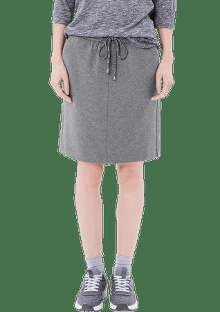 s.Oliver női szoknya 36 szürke