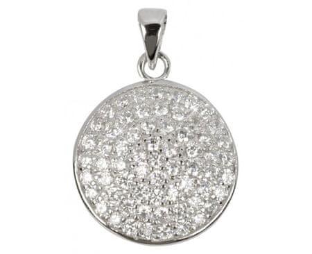 Beneto Stříbrný přívěsek AGH10 stříbro 925/1000