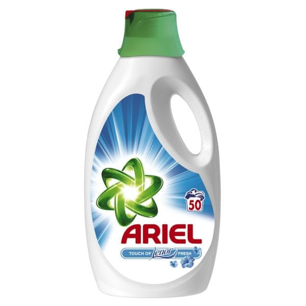 Ariel Touch of Lenor Fresh 3,25 l, 50 praní