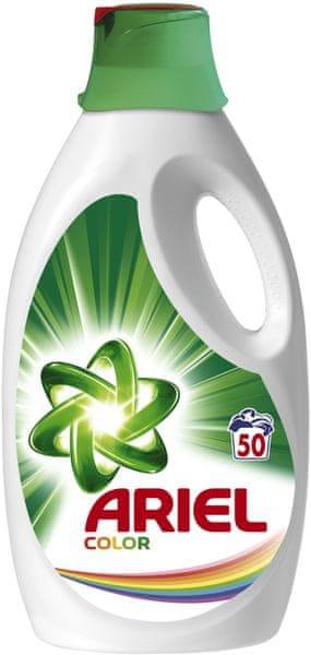 Ariel Color prací gel 3,25 l, 50 praní