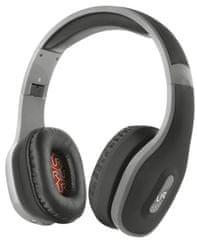 Trust Urbal Revolt Mobi Bluetooth Wireless Headphones - černé (20472)