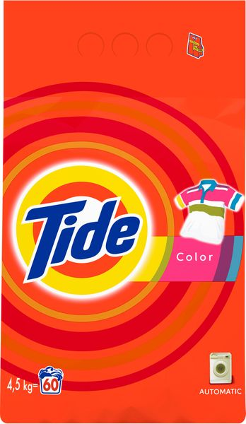 Tide Color 4,5 kg, 60 praní
