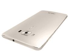 Asus mobilni telefon Zenfone 3 Deluxe, 64 GB (ZS570KL), srebrni