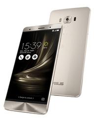 Asus mobilni telefon Zenfone 3 Deluxe, 64 GB (ZS570KL), srebrn