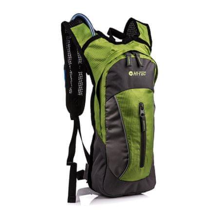HI-TEC Plecak sportowy Maroni 6 l spring green/dark grey