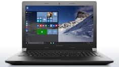 "Lenovo B51-80 notebook 15,6"" Intel i3 4GB 1000GB W7Pro (80LM001WPB)"