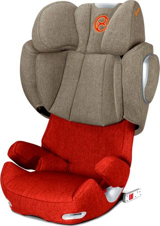 cybex solution q2 fix plus autumn gold mall cz. Black Bedroom Furniture Sets. Home Design Ideas